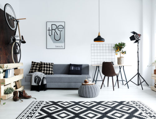 5 Simple Hacks to Make your Tiny Space Feel Bigger!