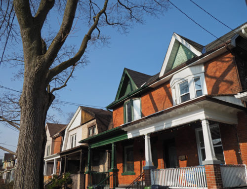 The rebound of the detached Toronto home