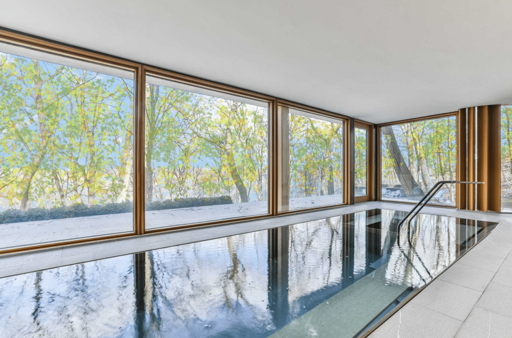 Integral house's Indoor Swimming Pool
