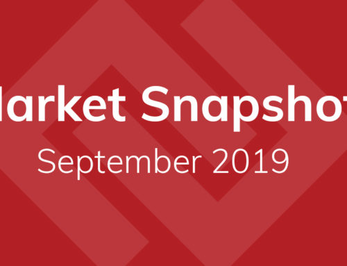 Market Snapshot – September 2019